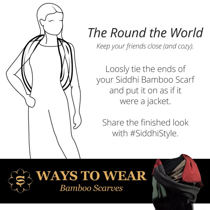 Scarf: The Round the World