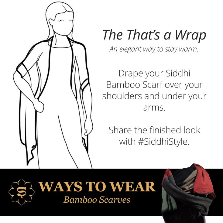 Scarf: The That's A Wrap