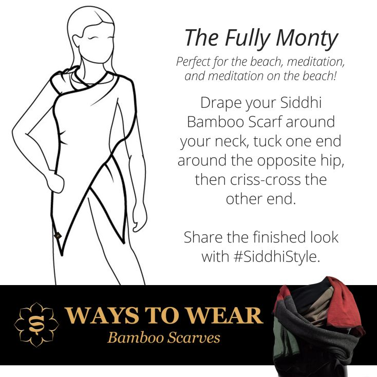 Scarf: The Full Monty