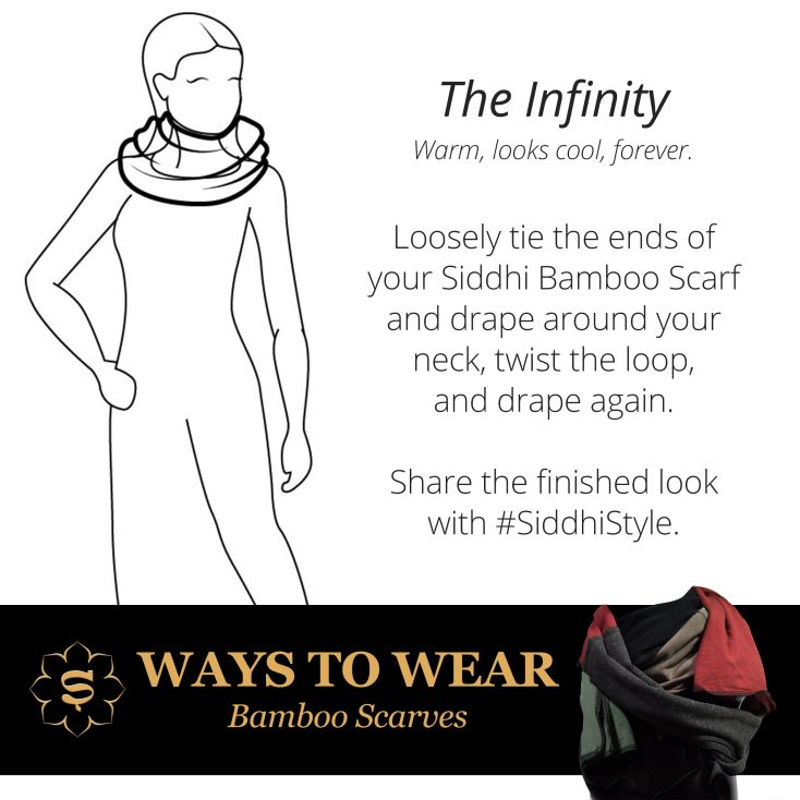 Scarf: The Infinity