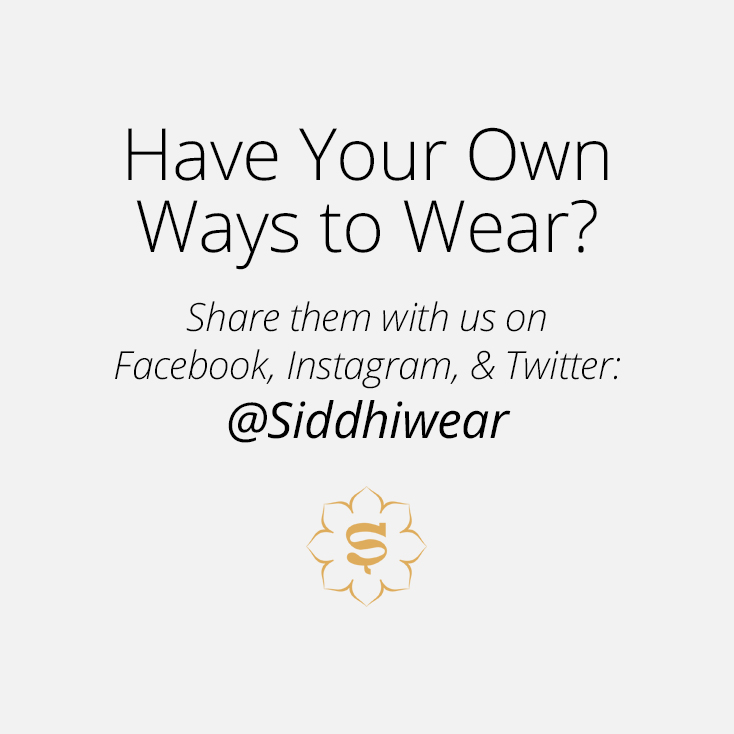 Share Your Ways to Wear!