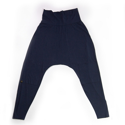 Siddhi Harem Pant SOLID NETI NAVY (NEW)