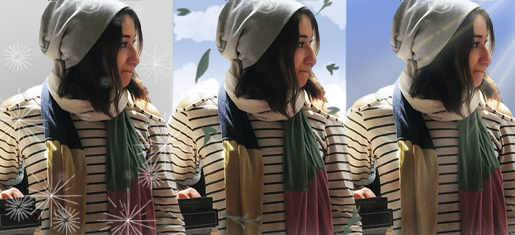Make Your Bamboo Scarf the Essential Transition Accessory