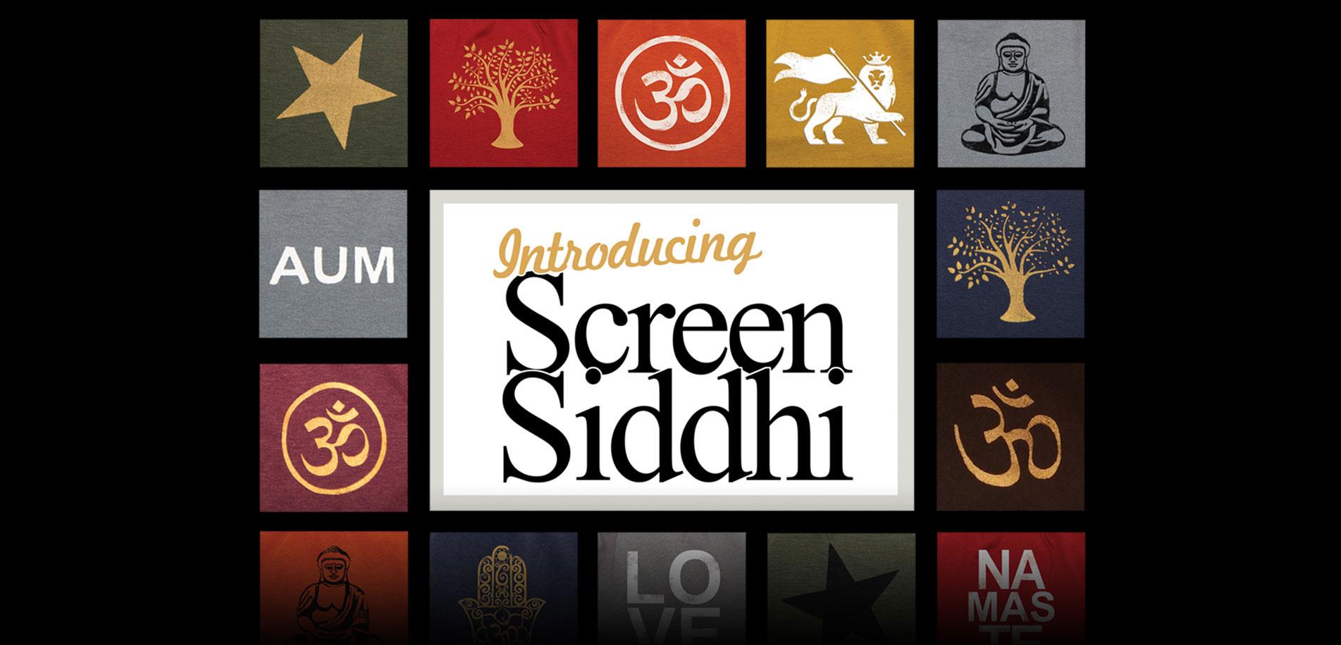 Siddhi banner
