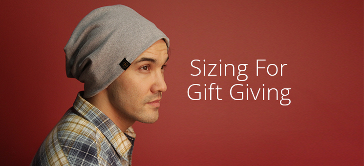 Being a Tricky Santa - Super Men's Toque Hat Sizing For Gift Giving
