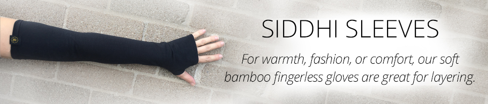 Perfect for layering, make any shirt long sleeve with soft bamboo.