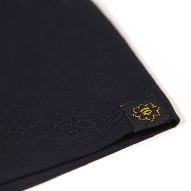 bf52dd05277 Stretch Siddhi Bhakti Black  Slouchy Beanie Hat Canada – Siddhiwear