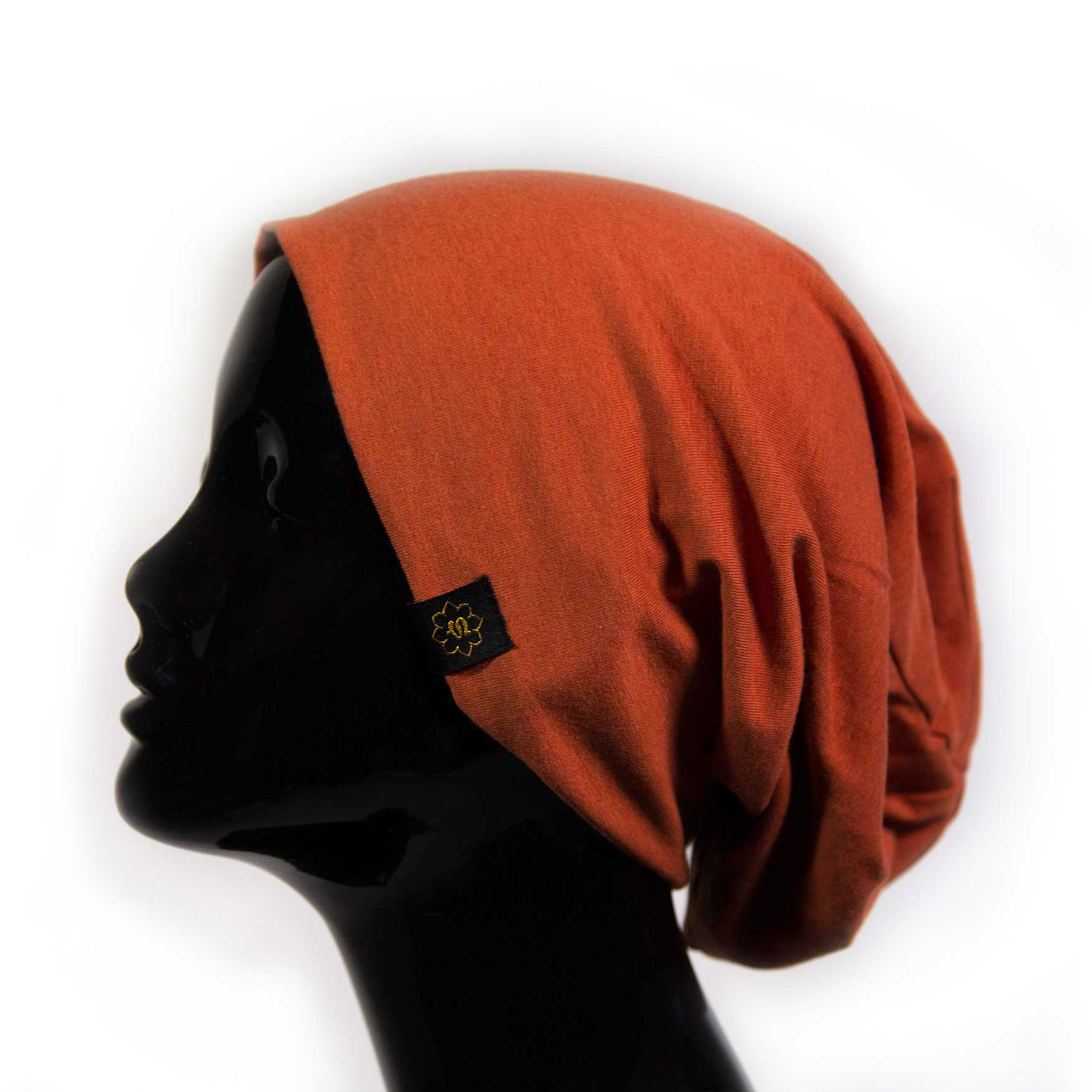 9ffa342dfd6 Stretch Siddhi Om Orange  Hats