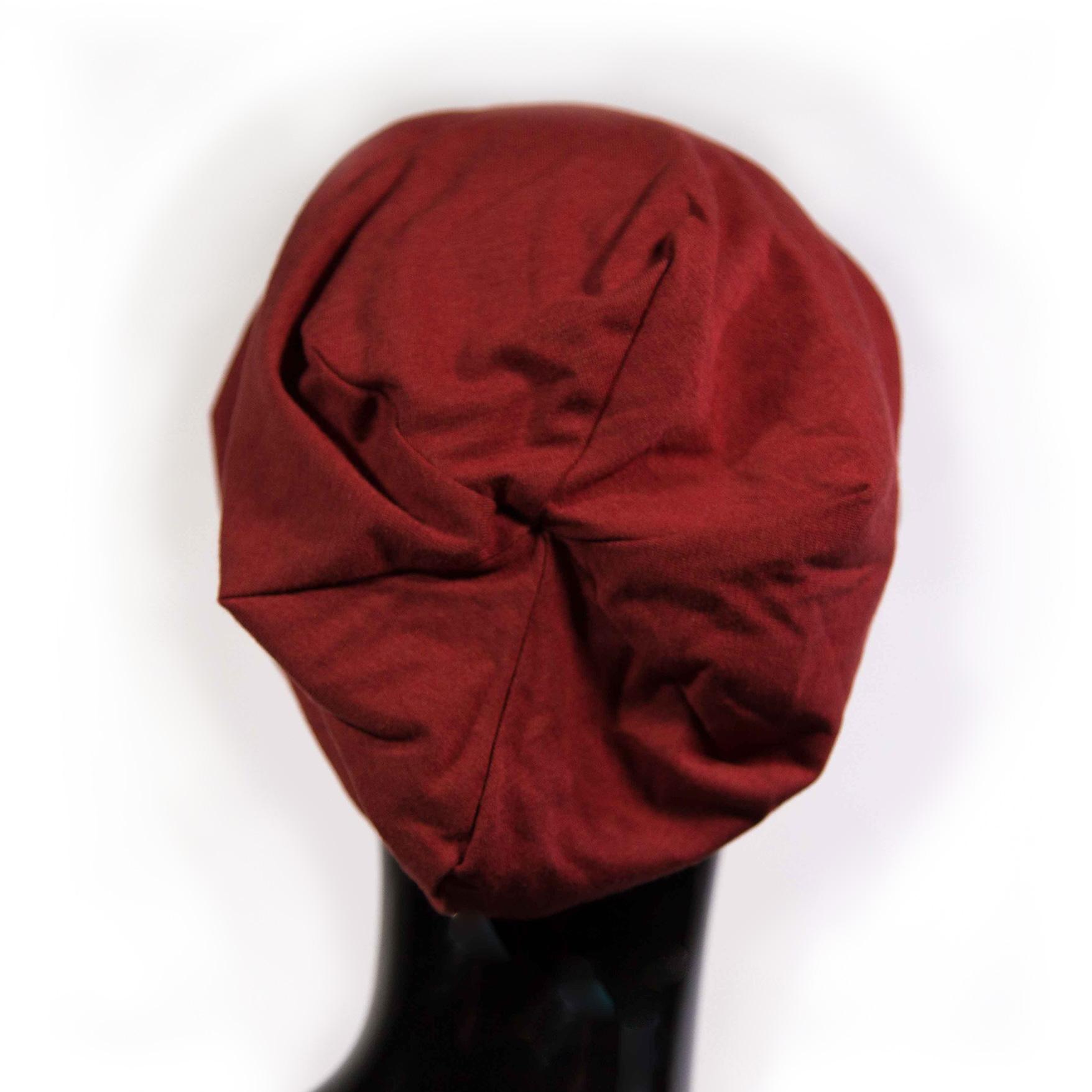 8c4e830ed63 Stretch Siddhi Radiant Red  Beanie Hats Online – Siddhiwear