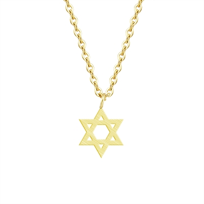 Shield of David Siddhi Chain