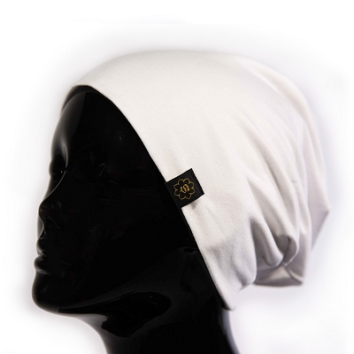 Stretch Siddhi WAHEGURU WHITE