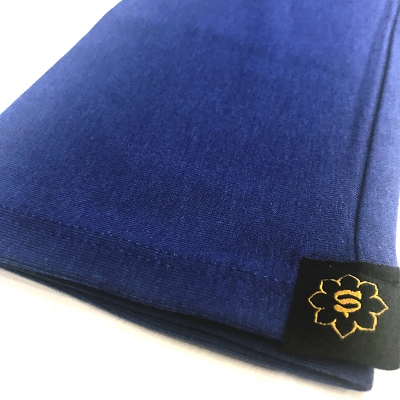 Stretch Headband BINDHU BLUE
