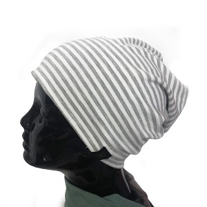 Stretch Siddhi LIGHT GREY STRIPES (NEW)