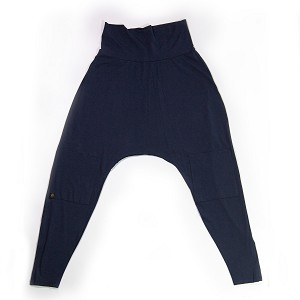 Siddhi Harem Pant SOLID NETI NAVY
